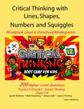 Critical Thinking with Lines, Shapes, Numbers and Squiggles