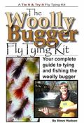 Woolly Bugger Fly Tying Book and Kit : Your Complete Guide to Tying and Fishing the Woolly B...