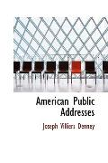 American Public Addresses