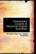Elementary Lessons In Historical English Grammar