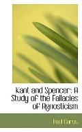 Kant And Spencer