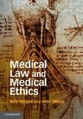 Medical Law and Medical Ethics