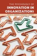 Psychology of Innovation in Organizations