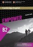 Cambridge English Empower Upper Intermediate Teachers book