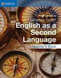 Cambridge IGCSE� English As a Second Language Teacher's Book
