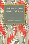 Collected Letters of Oliver Goldsmith