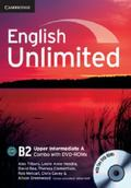 English Unlimited Upper Intermediate a Combo with DVD-ROMs (2)