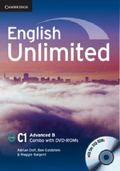 English Unlimited Advanced B Combo with DVD-ROMs (2)