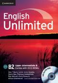 English Unlimited Upper Intermediate B Combo with DVD-ROMs (2)