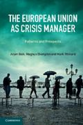 European Union As Crisis Manager : Patterns and Prospects