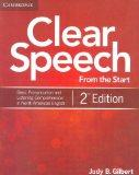 Clear Speech from the Start Student's Book: Basic Pronunciation and Listening Comprehension ...