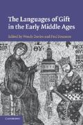 Languages of Gift in the Early Middle Ages