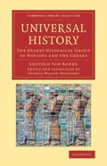 Universal History : The Oldest Historical Group of Nations and the Greeks