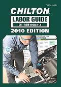 Chilton Parts & Labor Guide, 2010 Edition: CD-ROM