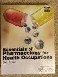 Essentials of Pharmacology for Health Occupations [With Study Guide]