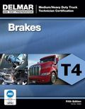 ASE Test Preparation - T4 Brakes (Delmar Learning's Ase Test Prep Series)