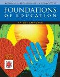Foundations of Education : An EMS Approach