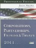South-Western Federal Taxation 2011: Corporations, Partnerships, Estates and Trusts, Profess...