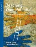 Bundle: Reaching Your Potential: Personal and Professional Development, 4th + WebTutor(TM) o...