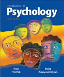 Bundle: Introduction to Psychology, 9th + Psychology Resource Center Printed Access Card