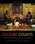 Cengage Advantage Books: Culture Counts: A
