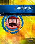 E-Discovery: An Introduction to Digital Evidence (with DVD)