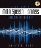 Motor Speech Disorders: Diagnosis & Treatment (Book Only)