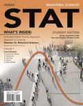 Behavioral Sciences STAT (with Review Cards and Psychology CourseMate with eBook Printed Acc...