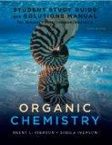 Organic Chemistry - Study Guide with Student Solutions Manual