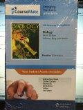 Biology CourseMate with eBook 2-Semester Printed Access Card for Solomon/Berg/Martin's Biolo...