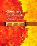 Bundle: Chemistry: The Molecular Science, 4th + Survival Guide for General Chemistry with Ma...