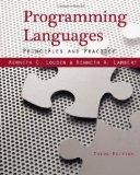 Programming Languages: Principles and Practices