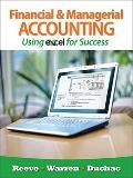 Financial and Managerial Accounting Using Excel for Success (with Accounting CourseMate with...
