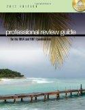 Professional Review Guide for the RHIA and RHIT Examinations, 2012 Edition (Professional Rev...