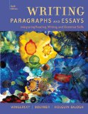 Bundle: Writing Paragraphs and Essays: Integrating Reading, Writing, and Grammar Skills, 6th...