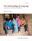 Introduction to Linguistic Anthropology Workbook Reader