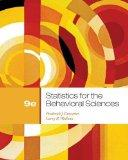 Statistics for the Behavioral Sciences (Psy 200 (300) Quantitative Methods in