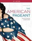 The American Pageant: Ap Edition