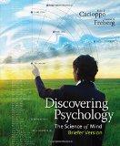 Discovering Psychology: The Science of Mind, Briefer Version (New 1st Editions in Psychology)