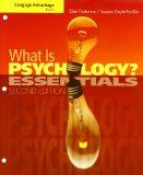 Cengage Advantage Books: What is Psychology?: Essentials