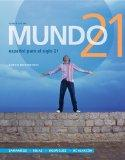 Bundle: Mundo 21, 4th + Premium Web Site Printed Access Card + Student Activities Manual