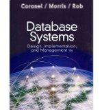 Database Systems: Design, Implementation, and Management (Book Only)
