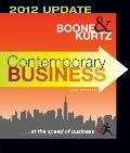 Contemporary Business 14th Edition 2012 Update