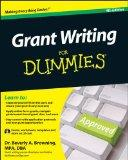 Grant Writing For Dummies (For Dummies (Business & Personal Finance))
