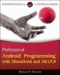 Professional Android Programming with MonoDroid and .NET/C#