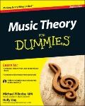 Music Theory for Dummiesreg;
