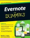 Evernote for Dummies®