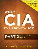 Wiley CIA Exam Review, Conducting the Internal Audit Engagement