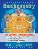Fundamentals of Biochemistry: Life at the MolecularLevel