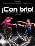 Con brio: Beginning Spanish (Spanish Edition)
